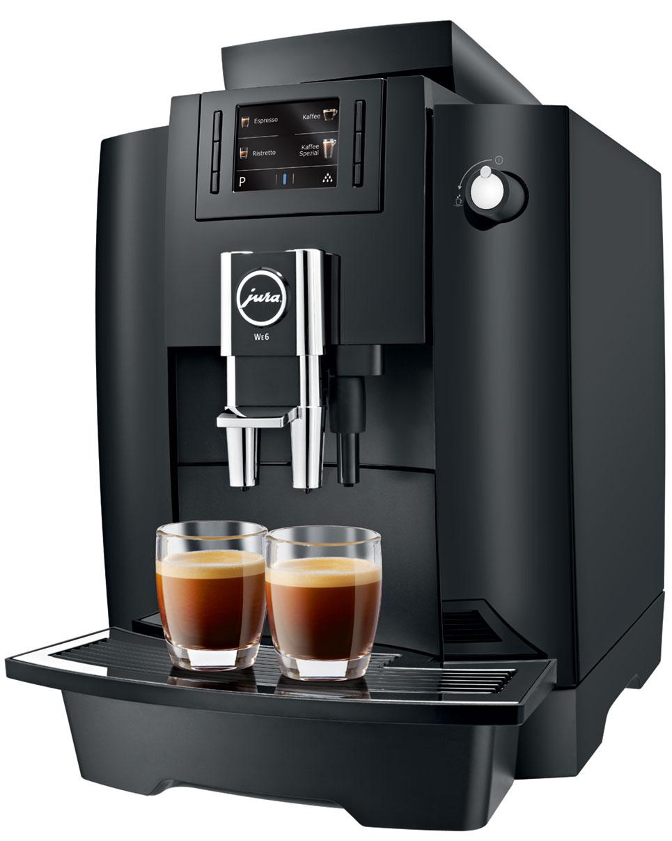 Jura Kaffeeautomat WE6