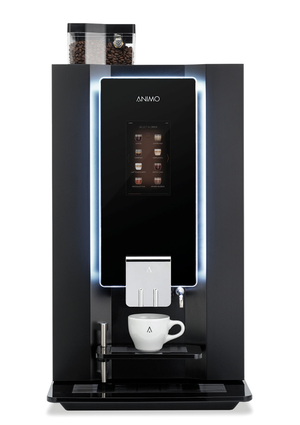 OptiBean Kaffeeautomat von Animo