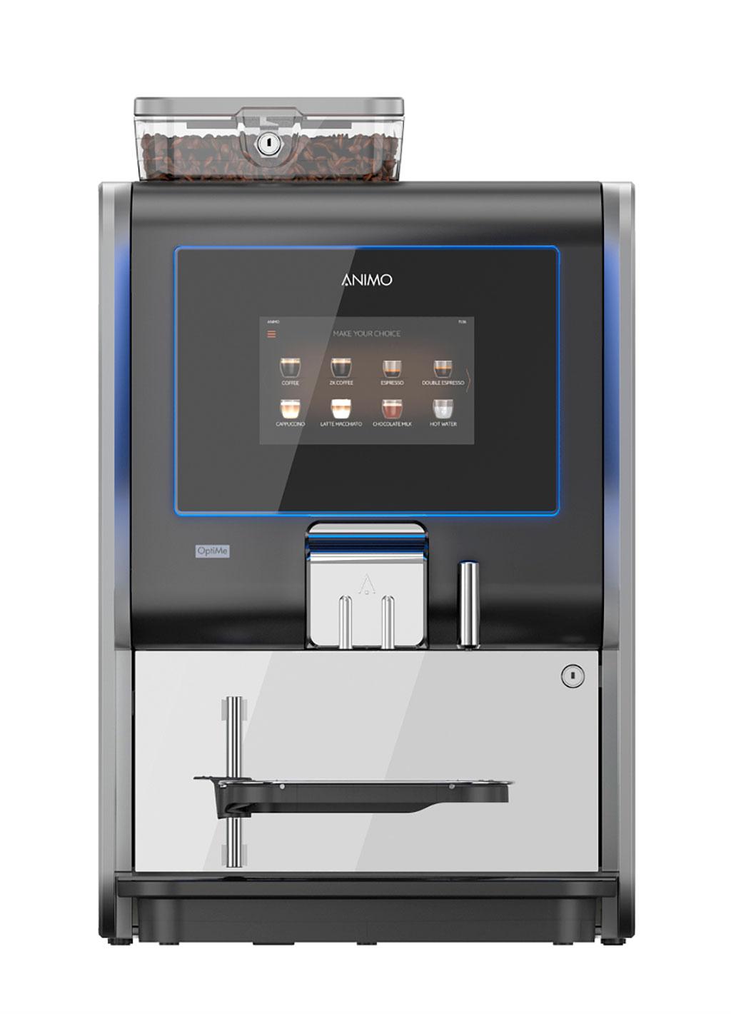 OptiMe Kaffeeautomat von Animo